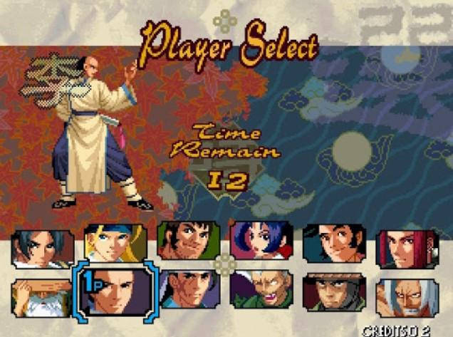 Bạn sẽ chọn 1 trong các nhân vật để đánh với nhau.
