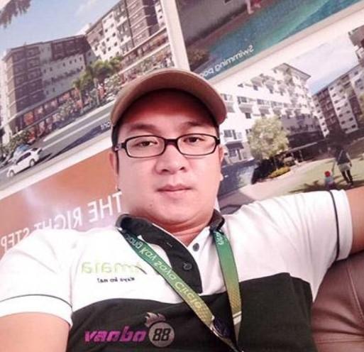 CEO Stefano Long - Người thành lập Vaobo88